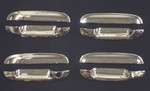 Buick Ranier Chrome Door Handle Covers 2004, 2005, 2006, 2007