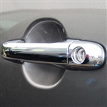 Honda Accord Sedan Chrome Door Handle Covers, 2003, 2004, 2005, 2006, 2007