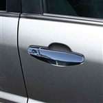 Chevrolet Equinox Chrome Door Handle Covers, 2005, 2006, 2007, 2008, 2009