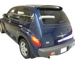 Chrysler PT Cruiser Painted Rear Spoiler, 2000, 2001, 2002, 2003, 2004, 2005