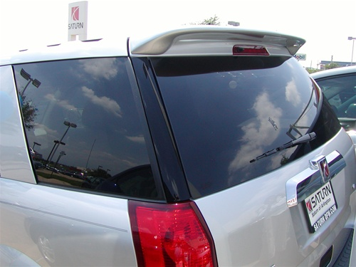 Saturn Vue Painted Rear Spoiler 2003 2004 2005 2006