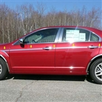 Ford Fusion Chrome Arrow Side Trim, 2006, 2007, 2008, 2009, 2010, 2011, 2012