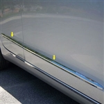 Cadillac ATS Chrome Side Molding Trim, 2013, 2014