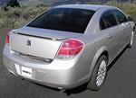 2007 Saturn Aura Painted Rear Spoiler/Wing
