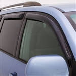 Jeep Compass Ventvisor Rain Guards, 2011, 2012, 2013, 2014, 2015, 2016, 2017, 2018