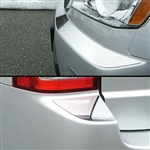 Honda Pilot Chrome Bumper Trim, 2009, 2010, 2011