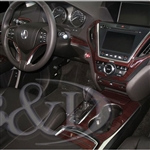 Acura MDX Wood Dash Kit