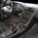 Acura NSX Wood Dash Kit
