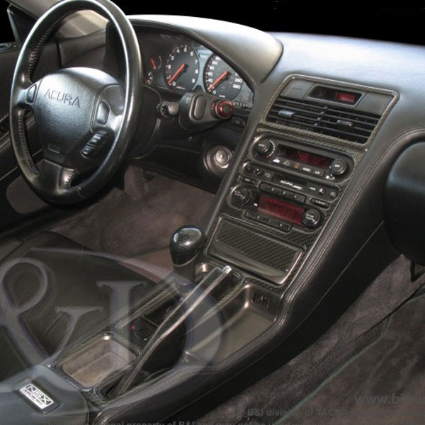 Acura NSX Wood Dash Kits
