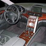 Acura RL Wood Dash Kit