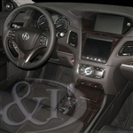Acura RLX Wood Dash Kit