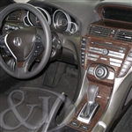 Acura TL Wood Dash Kit