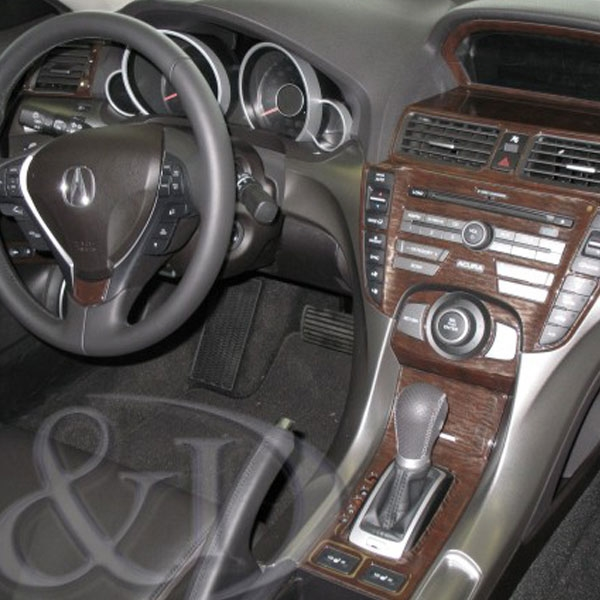 Acura TL Wood Dash Kits ShopSARcom - Acura tl 2004 dashboard