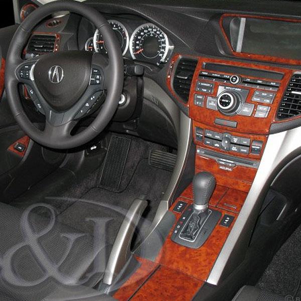 Acura TSX Wood Dash Kits