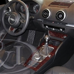 Audi A3 Wood Dash Kits