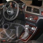 Audi Q3 Wood Dash Kit