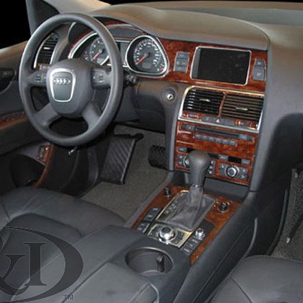 Audi Q7 Wood Dash Upgrade Kit