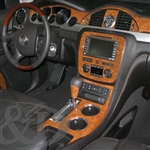 Buick Enclave Wood Dash Kit