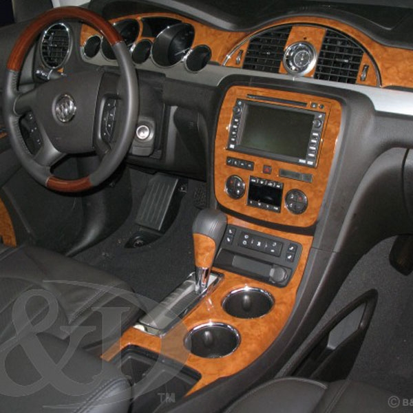 Buick Enclave Wood Dash Kits Shopsar Com