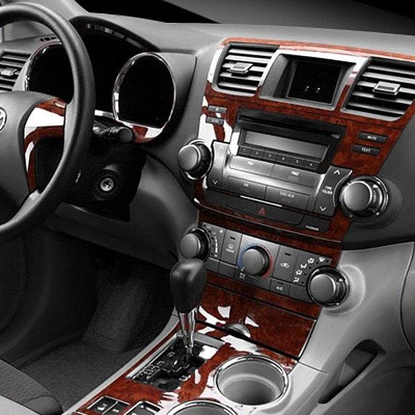 Cadillac Ct6 Wood Dash Kits Shopsar Com