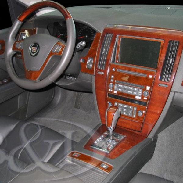 Cadillac Sts Wood Dash Kits Shopsarrhshopsar: 2006 Cadillac Cts Radio Bezel At Gmaili.net