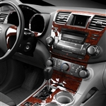 Cadillac XT5 Wood Dash Kits