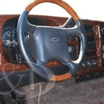Chevrolet Kodiak Wood Dash Kit