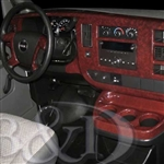 Chevrolet Express Wood Dash Kit