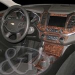 Chevrolet Impala Wood Dash Kit