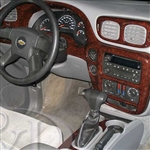 Chevrolet Trailblazer Wood Dash Kit