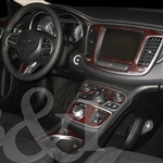 Chrysler 200 Wood Dash Kit