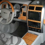 Chrysler Aspen Wood Dash Kit
