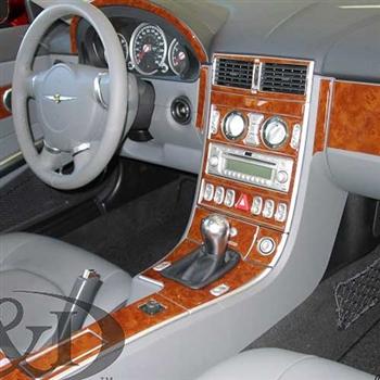 Chrysler Crossfire Wood Dash Kit