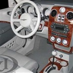 Chrysler PT Cruiser Wood Dash Kit