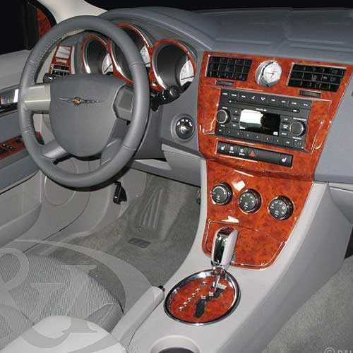 Chrysler Sebring Wood Dash Kit