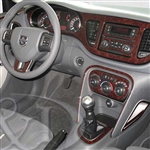 Dodge Dart Wood Dash Kit