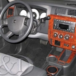 Dodge Dakota Wood Dash Kit