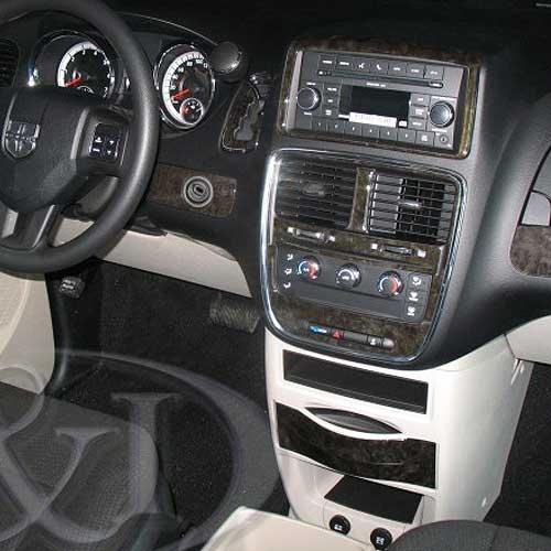 Dodge G Caravan >> Dodge Grand Caravan Wood Dash Upgrade Kit