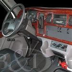 Freightliner M2 Wood Dash Kits