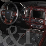 Ford F150 Wood Dash Kit
