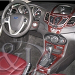 Ford Fiesta Wood Dash Kit