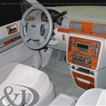 Ford Freestar Wood Dash Kit