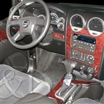 GMC Envoy Wood Dash Kit