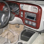 GMC Sonoma Wood Dash Kit