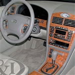 Infiniti J30 Wood Dash Kits