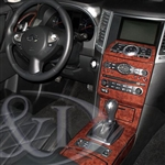 Infiniti FX Wood Dash Kits