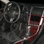 Infiniti Q50 Wood Dash Kits