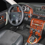 Land Rover Freelander Wood Dash Kits