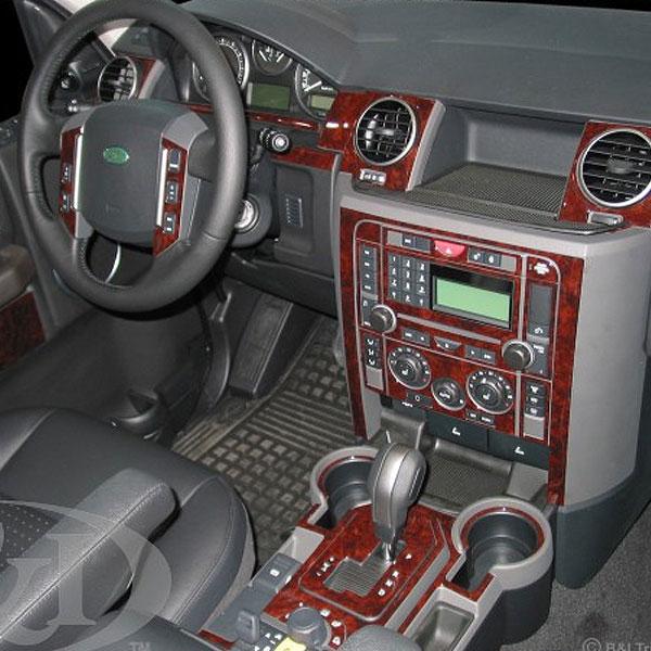 Lr3 Specs Photos: Land Rover LR3 Wood Dash Kits