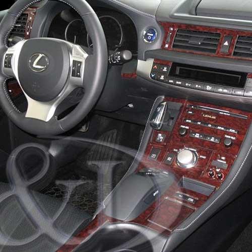 Genuine Lexus Bumper Applique Rear pt92976140